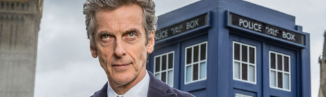 Doctor Who Peter Capaldi Trailer Review