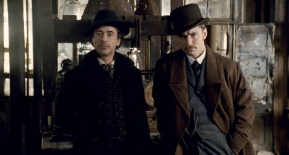 sherlock holmes robert downey jr jude law film review sollie reviews