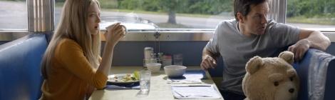 Ted 2 Seth Macfarlane Mark Wahlberg Amanda Seyfried Sequel