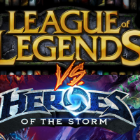 Let Them Fight! League of Legends vs. Heroes of the Storm - Round 2