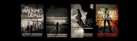 The Walking Dead Fall of the Governor Book Kirkman Bonansinga