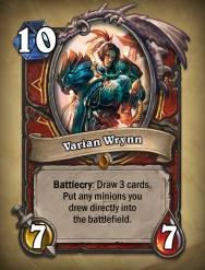 Varian Wrynn
