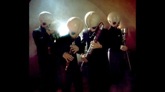 Star Wars Nostalgia Cantina Band Original Trilogy