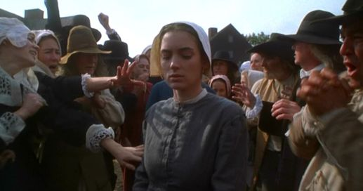 Arthur Miller's The Crucible Original 1953 Play 1996 Film: Winona Ryder