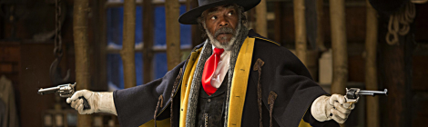 Hateful Eight Samuel L Jackson Tarantino Review