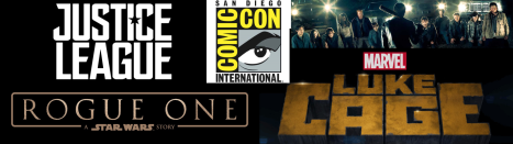 SDCC 2016 Announcements