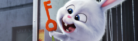 Secret Life of Pets Kevin Hart Animated Animals