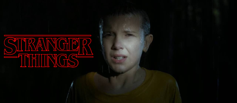 Hooked Stranger Things Eleven