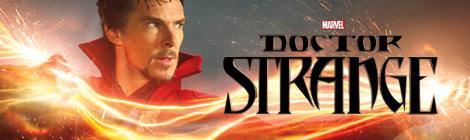 Doctor Strange Benedict Cumberbatch Film Review