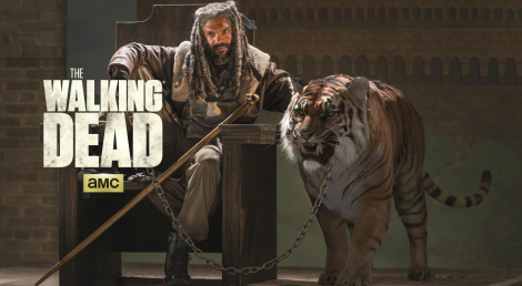The Walking Dead Ezekiel Shiva Kingdom Season 7 Negan