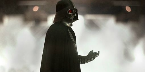 Darth Vader Force Choke Krennic That 'Rogue One' Darth Vader Ending Scene Though...