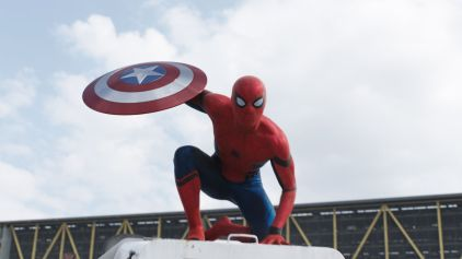 Excited For Marvels New 2017 Film Releases Yet: Spiderman Civil War Homecoming Tom Holland