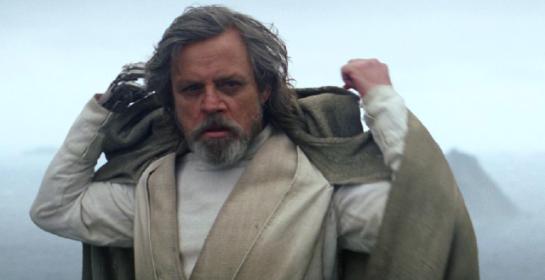 My 2017 Film Watchlist Luke Skywalker Mark Hamill Episode VIII 8