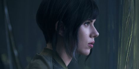 'Ghost In The Shell' Review Plenty Of Style, Not So Much Substance Scarlett Johansson