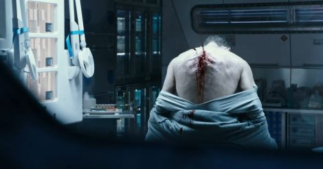'Alien Covenant' Review It Could Have Been So Much Better Gory Scenes