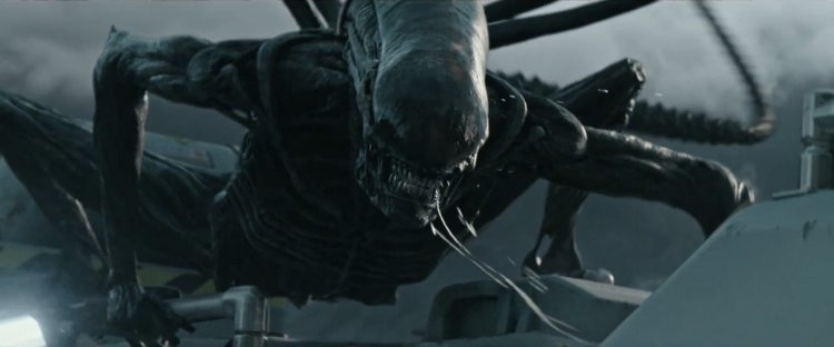 Alien Covenant Review It Could Have Been So Much Better Xenomorph SlashFilm