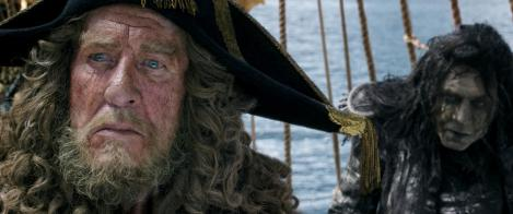 'Pirates Of The Caribbean 5 Dead Men Tell No Tales Salazar's Revenge' Review Barbossa Salazar