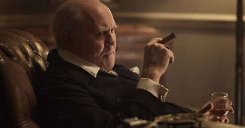 'The Crown' Netflix Series Review Royalty, Rivalries Romance Churchill John Lithgow