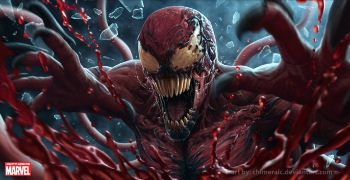 Carnage Is Coming! Excited For 2018 Venom Movie DeviantArt