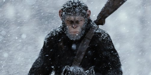 'War For The Planet Of The Apes' Film Review Monkey Business Caesar