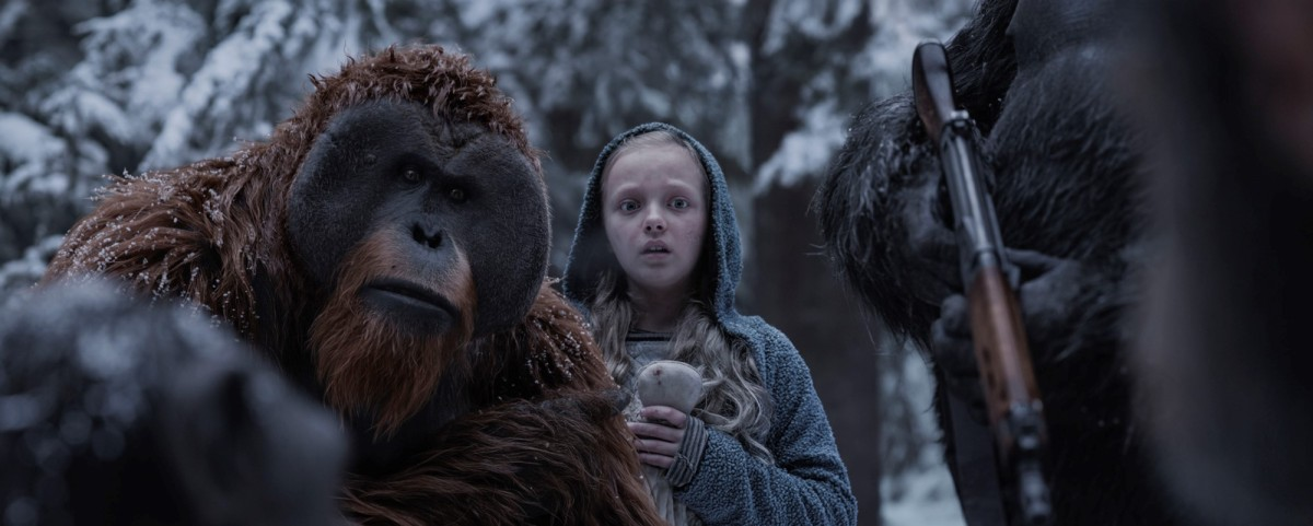 'War For The Planet Of The Apes' Film Review: Monkey Business