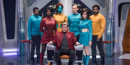 Black Mirror S4 'USS Callister' Episode Meaning